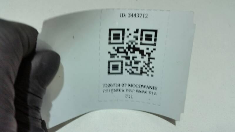 5111-7200724 MOCOWANIE CZUJNIKA PDC BMW F10 F11