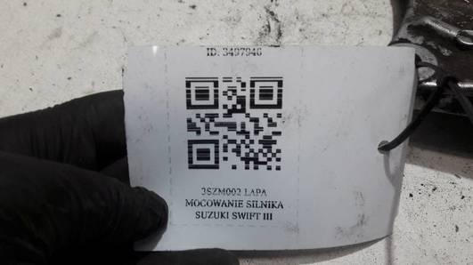 3SZM002 LAPA MOCOWANIE SILNIKA SUZUKI SWIFT III