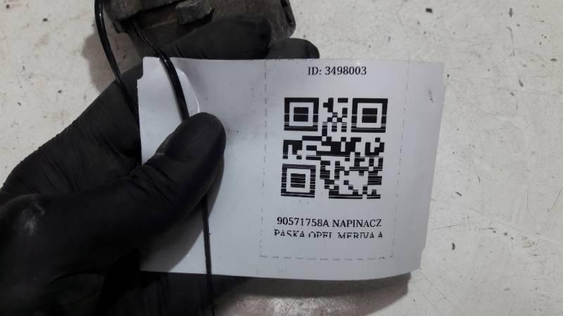 90571758AL NAPINACZ PASKA OPEL MERIVA A