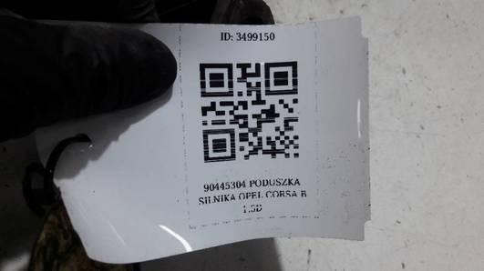 90445304 PODUSZKA SILNIKA OPEL CORSA B 1.5D