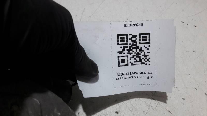 A236013 LAPA SILNIKA ALFA ROMEO 156 1.9JTD
