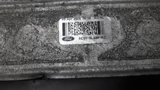 6C119L440AC INTERCOOLER FORD TRANSIT 08R