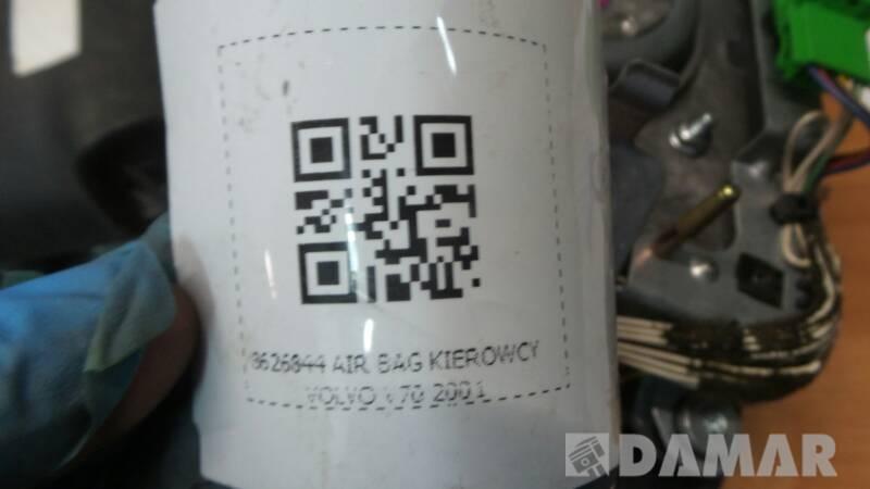 8626844 AIRBAG KIEROWCY VOLVO V70 S60 S80