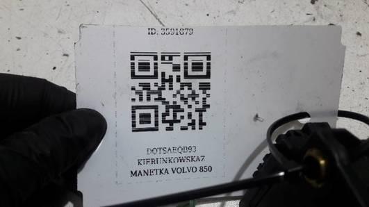 PRZELACZNIK WYCIERACZEK VOLVO S70