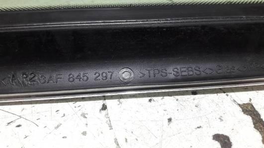 3AF845297AD SZYBA KAROSERYJNA LEWA VW PASSAT B7