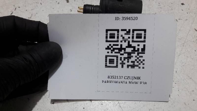 8352137 CZUJNIK PARKOWANIA BMW E38