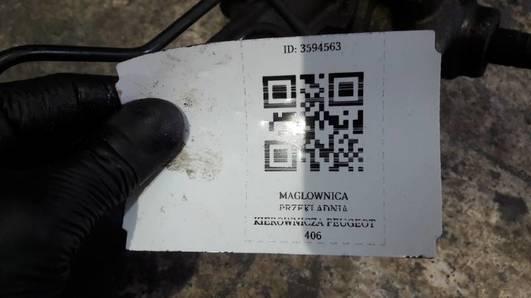 MAGLOWNICA PRZEKLADNIA KIEROWNICZA PEUGEOT 406
