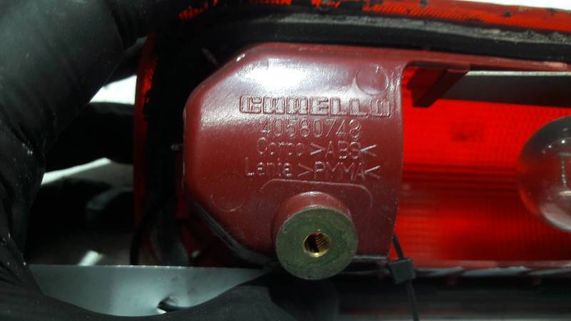 40580748 SWIATLO STOP FIAT DOBLO