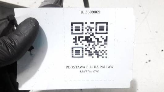 PODSTAWA FILTRA PALIWA MAZDA 626
