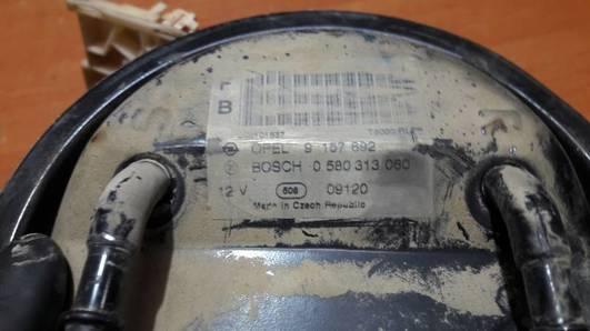 9157692 POMPA PALIWA ASTRA II G 1.6 16V
