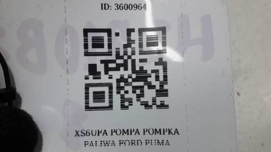 XS6UFA POMPA PALIWA FORD PUMA