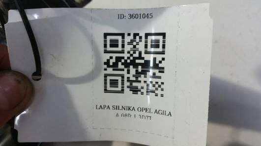 LAPA SILNIKA OPEL AGILA A 08R 1.3DTI