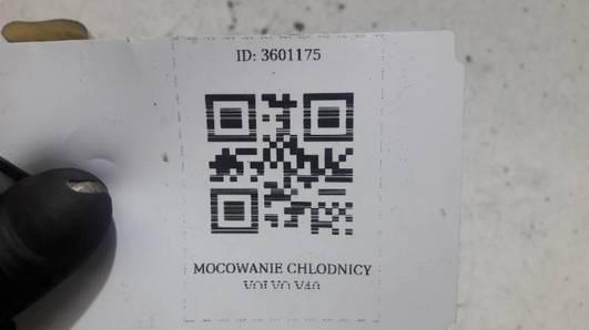 MOCOWANIE CHLODNICY VOLVO V40