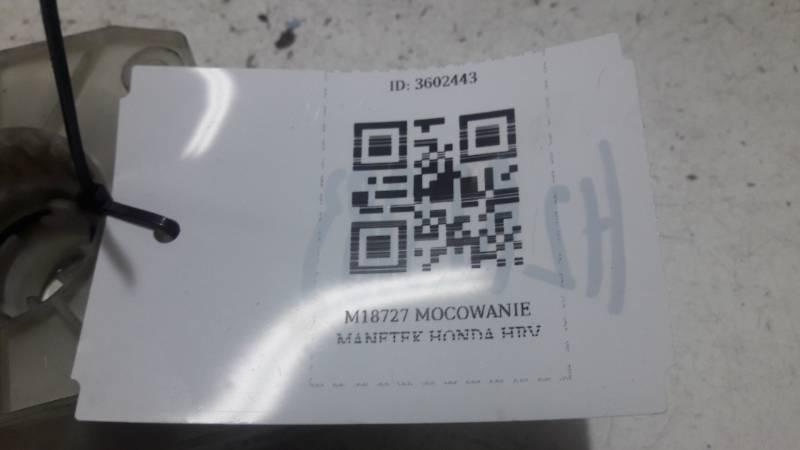 M18727 MOCOWANIE MANETEK HONDA HRV