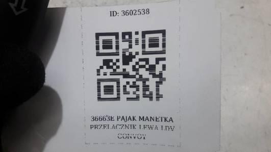 36663E PRZELACZNIK SWIATEL DISCOVERY 300
