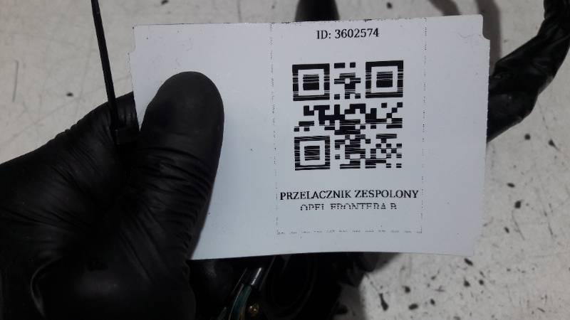 PRZELACZNIK ZESPOLONY OPEL FRONTERA B
