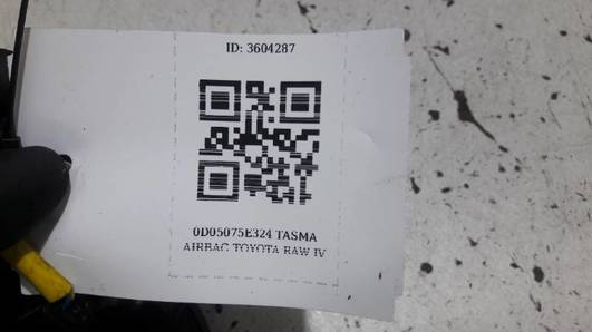 0D05075E324 TASMA AIRBAG TOYOTA RAW IV