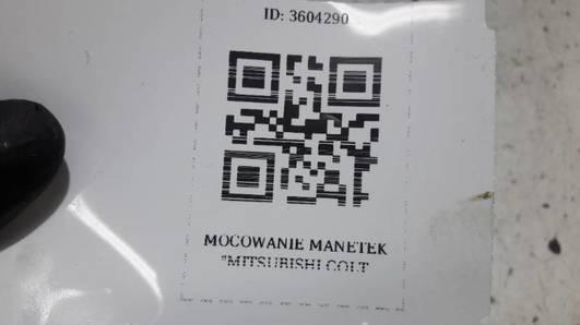 MOCOWANIE MANETEK