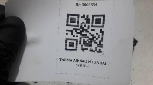 TASMA AIRBAG HYUNDAI COUPE