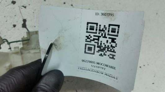 96229005 MOCOWANIE MANETEK PRZELACZNIKOW MAZDA 6