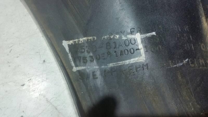77530-81A00 NADKOLE PRAWY PRZÓD SUZUKI JIMNY