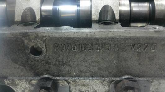 R070103373A GLOWICA LEWA TOUAREG PHAETON 5.0TDI