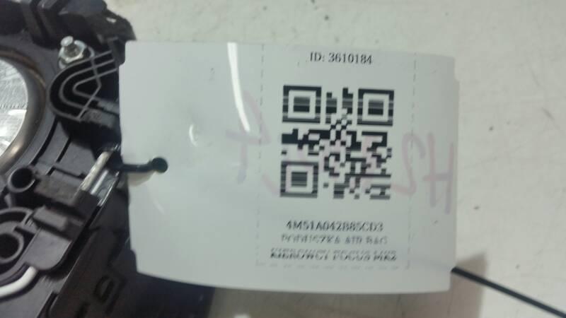 4M51A042B85CD3 PODUSZKA AIR BAG KIEROWCY FOCUS MK2