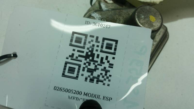 0265005200 MODUL STEROWNIK ESP MERCEDES W168