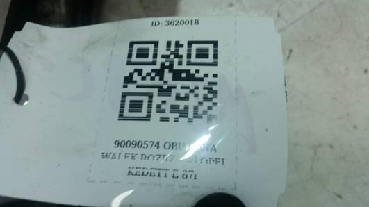 90090574 OBUDOWA WALEK ROZRZADU OPEL KEDETT E 87r