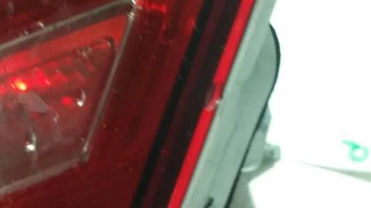LAMPA KLAPY LEWA RENAULT CLIO IV