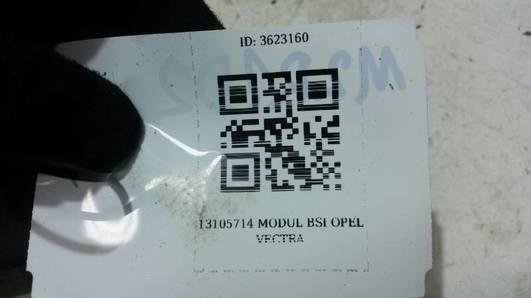 13105714 MODUL BSI OPEL VECTRA