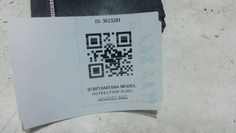97BP18A810AA MODUL PRZEKAZNIK  FORD MONDEO MK2