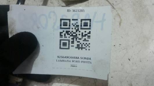92S6A9G444BA SONDA LAMBADA FORD FIESTA MK6