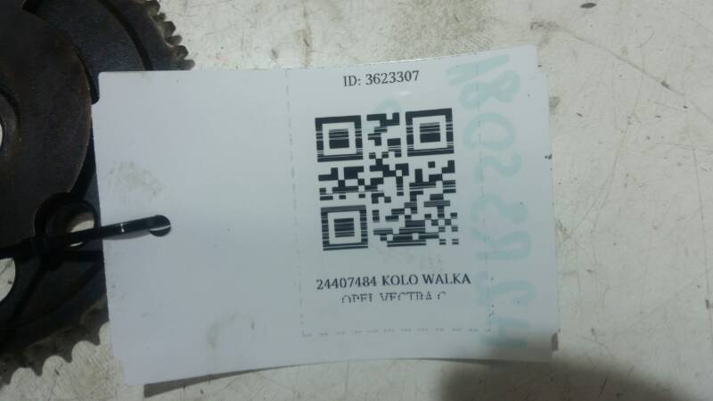 24407484 KOLO WALKA OPEL VECTRA C