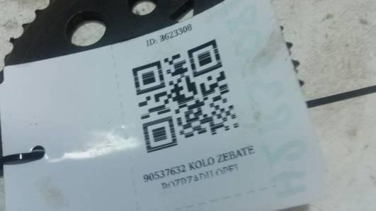 90537632 KOLO ZEBATE ROZRZADU OPEL