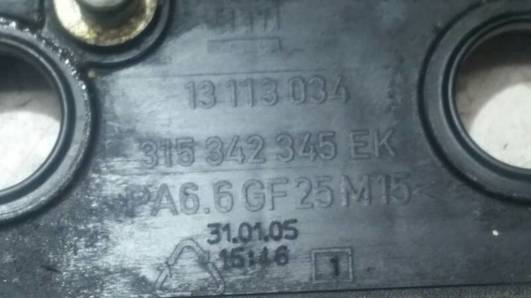 13113034 POKRYWA ZAWOROW OPEL VECTRA 2.2