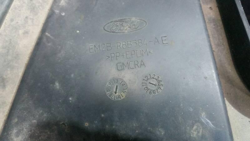 EM2B-R8B384-AE OSLONA POD ZDERZAK S-MAX 16-18 TDCI