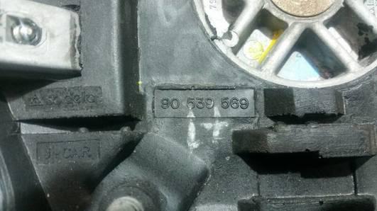 90539569 KIEROWNICA SKORZANA OPEL VECTRA B