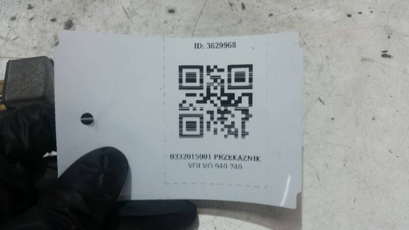0332015001 PRZEKAZNIK VOLVO 940 740