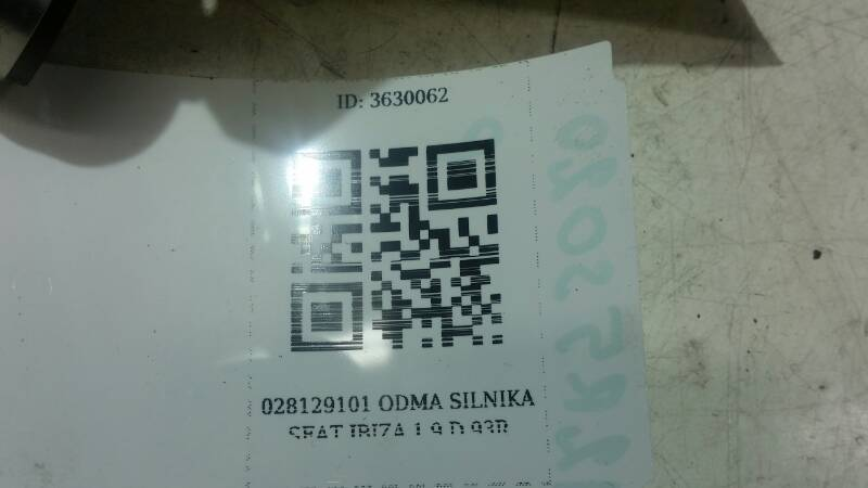028129101  ODMA SILNIKA SEAT IBIZA 1.9 D 93R