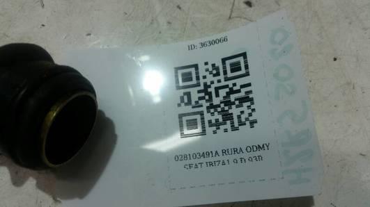 028103491A RURA ODMY SEAT IBIZA1.9 D 93R