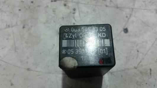 0035458305 PRZEKAZNIK MODUL MERCEDES W210