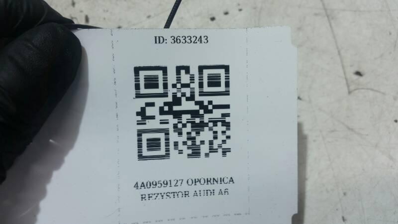 4A0959127 OPORNICA REZYSTOR AUDI A6