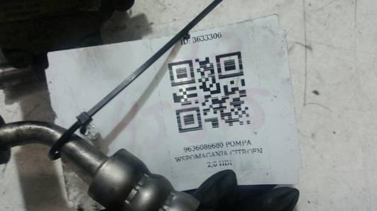 9636086680 POMPA WSPOMAGANIA CITROEN 2,0 HDI