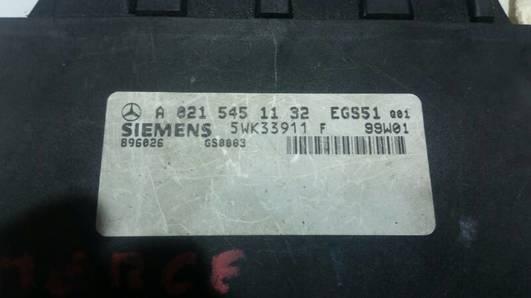 A0215451132 STEROWNIK SKRZYNI MERCEDES W210 E