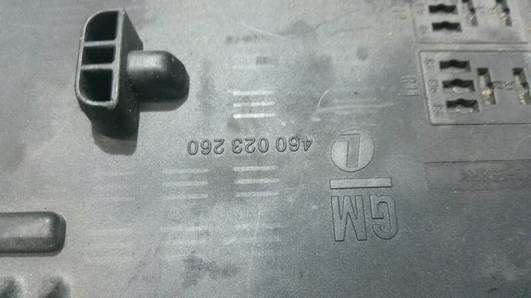 13125487 SKRZYNKA BSI OPEL VECTRA C