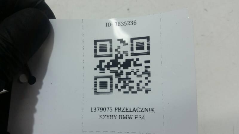 1379075 PRZELACZNIK SZYBY BMW E34