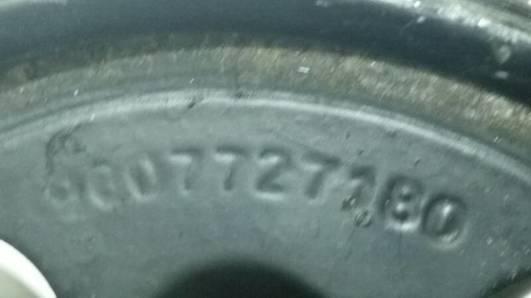 9607727180 POMPA WSPOMAGANIA PEUGEOT 206 1.4 8V