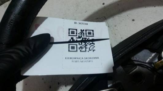 KIEROWNICA SKORZANA FORD MONDEO MK2