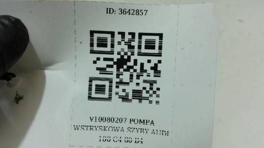 V10080207 POMPKA SPRYSKIWACZY  AUDI 100 C4 80 B4